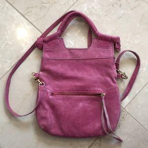 Foley shoulder bag